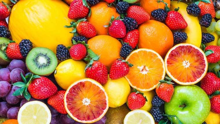 Confira os benefícios das frutas para sua saúde