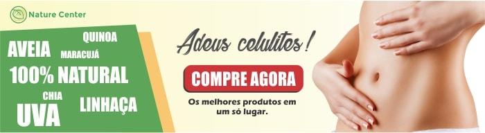 Banner com a descrição do lado esquerdo e do lado direito uma imagem de uma barriga chapada