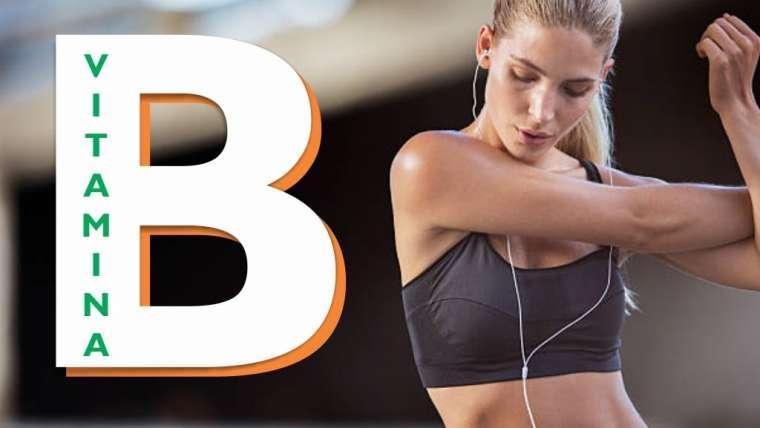 Vitaminas do complexo B são indispensáveis para a saúde muscular