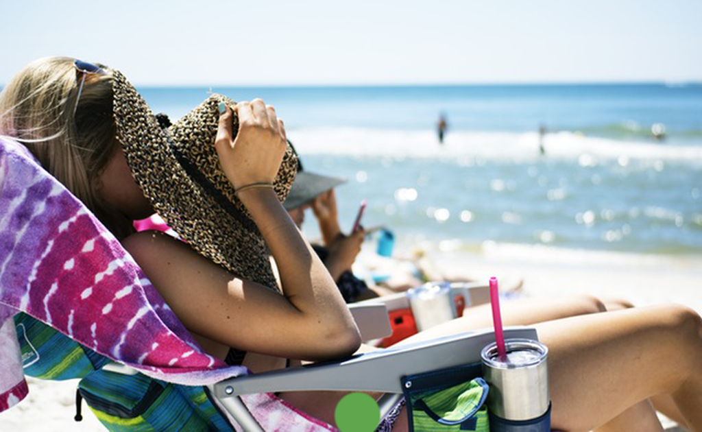 Da cor do verão: aposte no cardápio saudável para conseguir o bronzeado perfeito