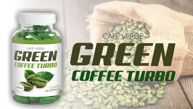 Green Coffee Turbo auxilia na eliminação de gorduras e redução de medidas