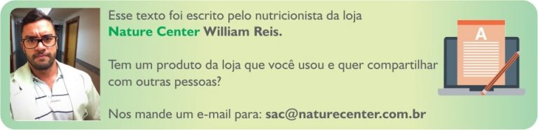Foto do nutricionista William Reis sobre Sibuterol