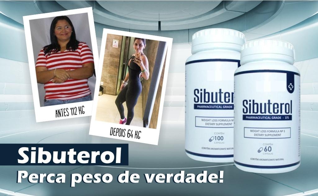 Sibuterol – Perca peso de verdade!