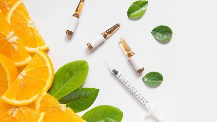 Como prevenir o envelhecimento da pele com vitamina C