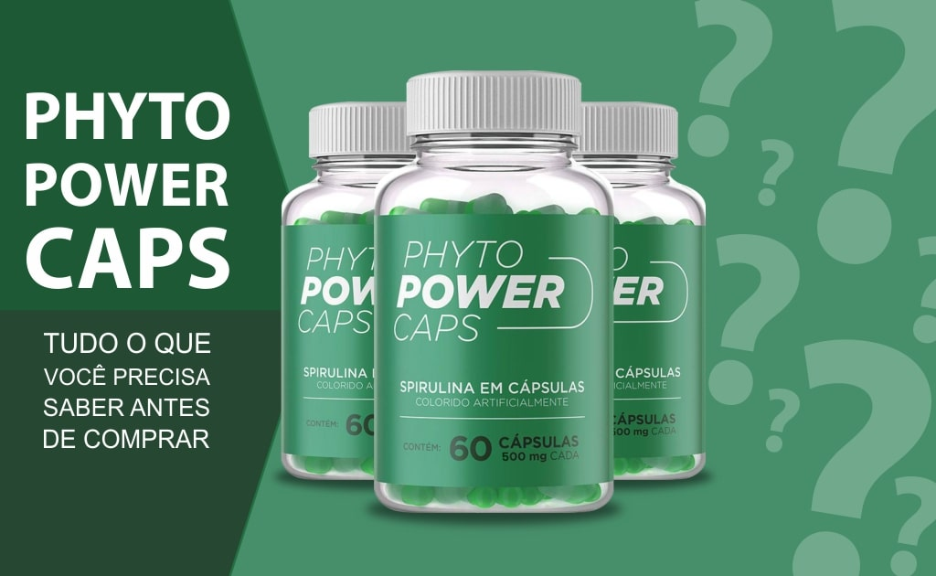 Phyto Power Caps: Tudo o que você precisa saber antes de comprar