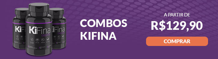 Promoção de Kifina é so na Nature Center