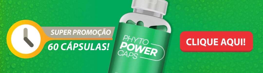 Phyto Power Caps - 60 Cápsulas